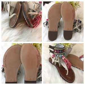 9f41a9979f48f4 ... Sam Edelman Shoes - Sam Edelman Sandals Gere Pompom Embellished lowest  discount 6e85f 431f7 ...